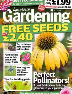 Amateur Gardening – 17 July 2021