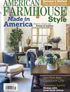 American Farmhouse Style – August-Septmber 2021