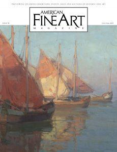American Fine Art – July-August 2021
