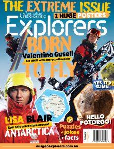 Australian Geographic Explorers – July 2021