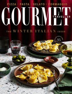 Australian Gourmet Traveller – August 2021