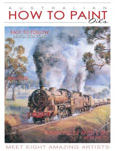 Australian How to Paint – Issue 38, 2021