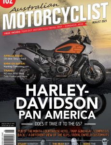 Australian Motorcyclist – August 2021