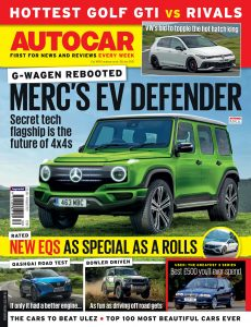 Autocar UK – 28 July 2021