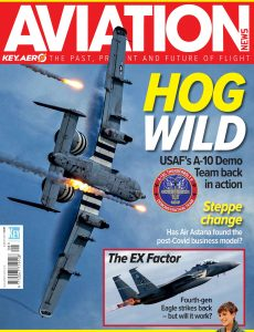 Aviation News – August 2021