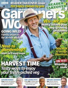 BBC Gardeners' World – August 2021