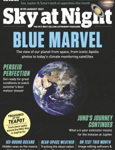 BBC Sky at Night – August 2021