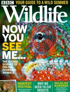 BBC Wildlife – August 2021
