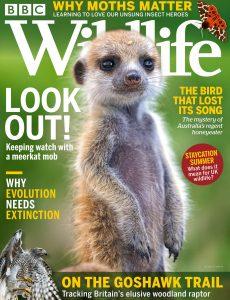 BBC Wildlife – July 2021