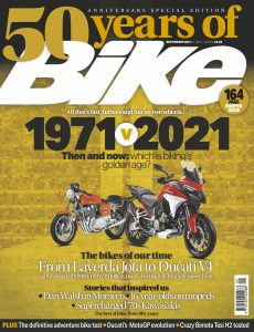 BIke UK – July 2021
