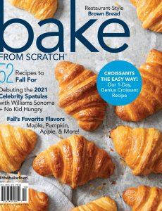 Bake from Scratch – September 2021