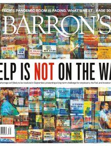 Barron's – 02 August 2021