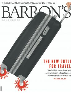 Barron's – 26 July 2021