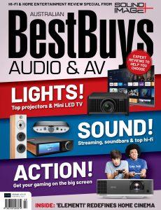 Best Buys – Audio & AV – July 2021