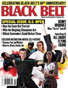 Black Belt – August-September 2021