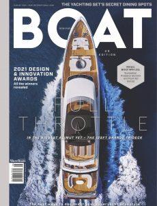 Boat International US Edition – August 2021