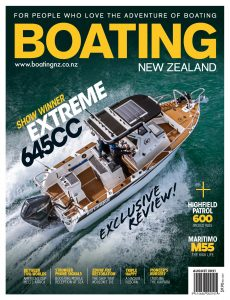 Boating New Zealand – August 2021
