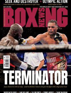 Boxing News – July 29, 2021