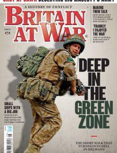 Britain at War – August 2021