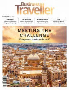 Business Traveller UK – July-August 2021