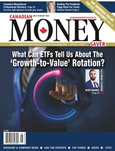 Canadian MoneySaver – July-August 2021
