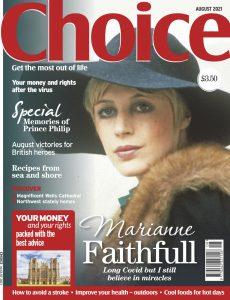 Choice – August 2021