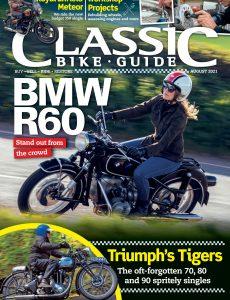 Classic Bike Guide – August 2021