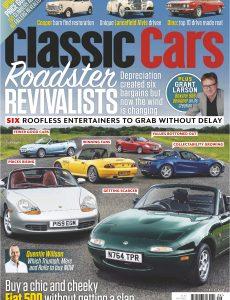 Classic Cars UK – July 2021