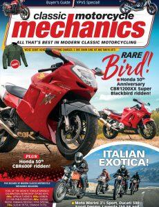 Classic Motorcycle Mechanics – August 2021