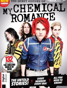Classic Rock Platinum My Chemical Romance – Issue 27, 2021