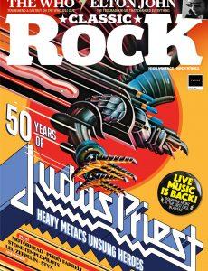 Classic Rock UK – August 2021