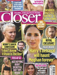 Closer UK – 04 August 2021