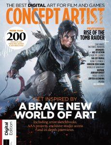 Concept Artist – 5th Edition, 2021
