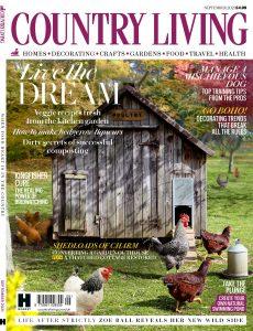 Country Living UK – September 2021