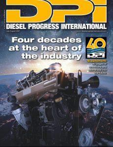 Diesel Progress International – July-August 2021