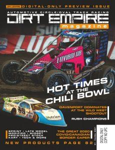 Dirt Empire Magazine – February-March 2021