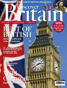 Discover Britain – August-September 2021