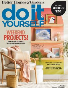 Do It Yourself – July 2021