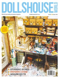 Dolls House World – Issue 342 – July 2021