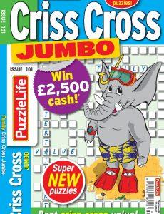 Family Criss Cross Jumbo – July 2021