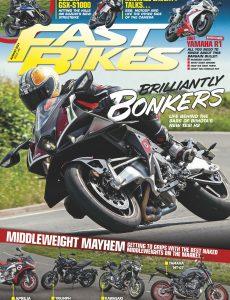 Fast Bikes UK – August 2021