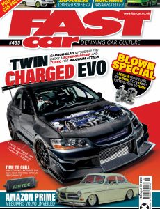 Fast Car – August 2021