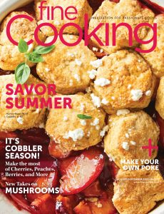 Fine Cooking – August 2021