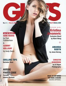 For Guys Mag – No  8 March 2015