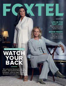 Foxtel Magazine – August 2021