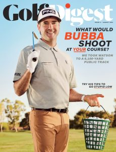 Golf Digest USA – August 2021