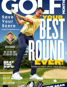 Golf Monthly UK – August 2021