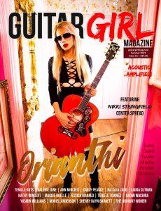 Guitar Girl – Issue 16 Summer 2021