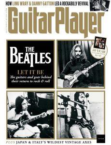 Guitar Player – September 2021
