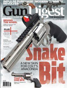 Gun Digest – August 2021